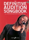 The Definitive Audition Songbook