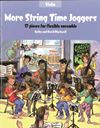 More String Time Joggers Violin