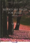 Repertoire Pieces For Flute Vol 1 Pianoack