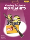 Big Film Hits Playalong For Clarinet