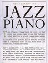 The Library Of Jazz Piano