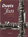 Duets For Fun Clarinets