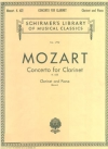 Mozart Concerto For Clarinet