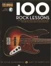 100 Rock Lessons Bass