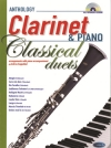 Anthology Clarinet & Piano Classical Duets