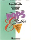 Friend Like Me Hal Leonard Pops For Percussion Ensemble