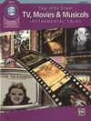 Top Hits From TV, Movies & Musicals Clarinet