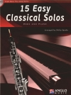 15 Easy Classical Solos Oboe