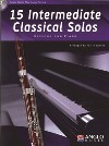 15 Intermediate Classical Solos Bassoon And Piano