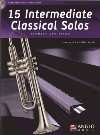 15 Intermediate Classical Solos Trumpet And Piano