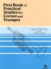 First Book Of Practical Studies Trumpet