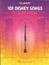 101 Disney Songs Clarinet
