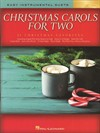 Christmas Carols For Two Clarinets