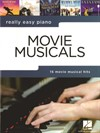 Movie Musicals Really Easy Piano