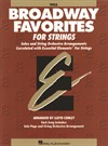 Broadway Favorites For Strings Viola