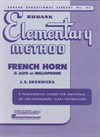 Rubank Elementary Method French Horn