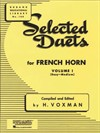 Rubank Selected Duets 1 French Horn