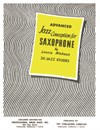 Advanced Jazz Conception For Saxophone