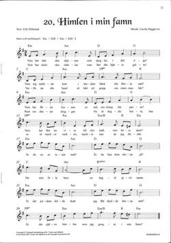 nu tändas tusen juleljus lyrics carola