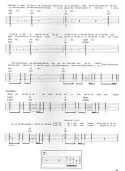 Ed sheeran divide guitar tab book - Ed sheeran dive chords ...