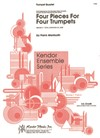 Four Pieces For Four Trumpets
