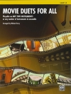 Movie Duets For All Altsax