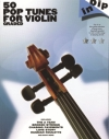 50 Pop Tunes for Violin
