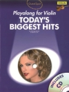 Today's Biggest Hits Playalong Violin