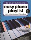 50 Chart & Film Hits Easy Piano Playlist 1