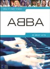 ABBA Really Easy Piano