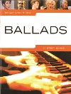 Ballads Really Easy Piano