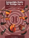 Compatible Duets For Strings Cello Vol. II