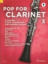 Pop For Clarinet 3