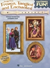 Songs from Frozen, Tangled and Enchanted Recorder