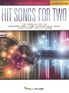 Hits Songs For Two Alto Saxes