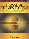 Classical Themes For Two Alto Saxes