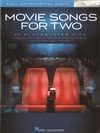 Movie Songs For Two Alto Saxes