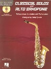 Classical Solos For Alto Saxophone