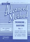 Rubank Advanced Method 1 Trombone/Baritone
