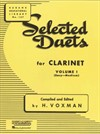 Rubank Selected Duets For Clarinet