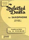 Rubank Selected Duets 1 Saxophone